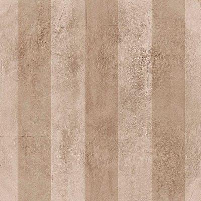 Papel de Parede Cimento Queimado Castor Listrado Bobinex Natural 1442 Vinílico Lavável