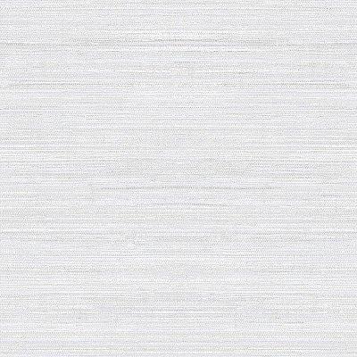 Papel de Parede Palha Coreana Branco Bobinex Relevos 3401