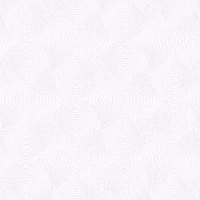 Papel de Parede Onda Branco Bobinex Relevos 3409