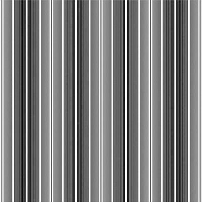 Papel de Parede Listra Degradê Preto Bobinex Relevos 3442