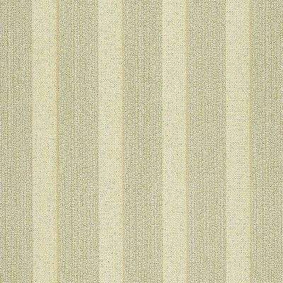Papel de Parede Listras - Verde e Dourada Bobinex Classique 2803