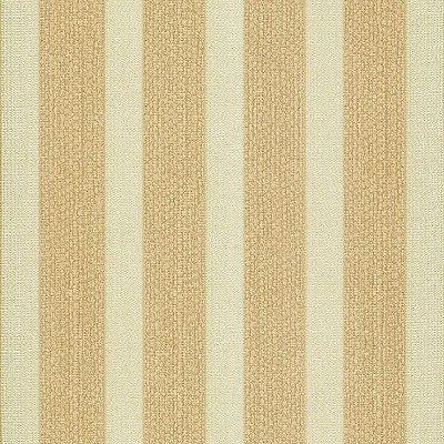 Papel de Parede Listras Marrom e Dourado Bobinex Classique 2807