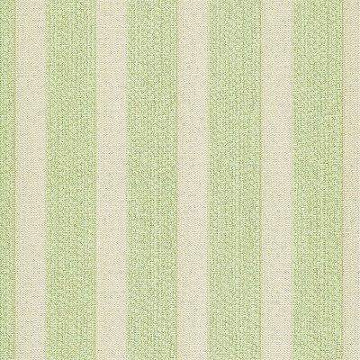 Papel de Parede Listras Verde e Dourado Bobinex Classique 2809