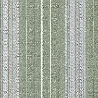 Papel de Parede Listras Verdes e Cinza Bobinex Classique 2819