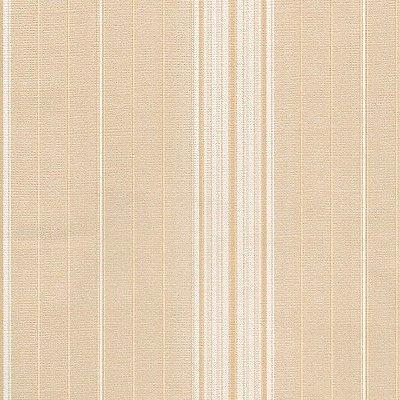 Papel de Parede Listras Areia Bobinex Classique 2862