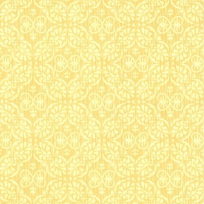 Papel de Parede Florais Amarelo Bobinex Classique 2828