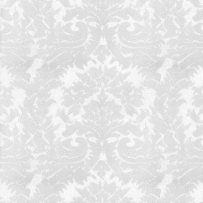 Papel de Parede Floral Cinza Bobinex Classique 2850