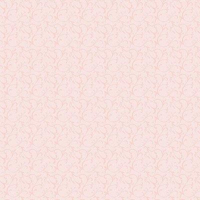 Papel de Parede Infantário Arabesco Rosa Bobinex Infantário 1730