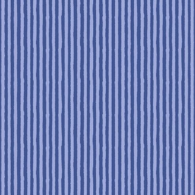 Papel de Parede Listras Azuis Bobinex Infantário 1747