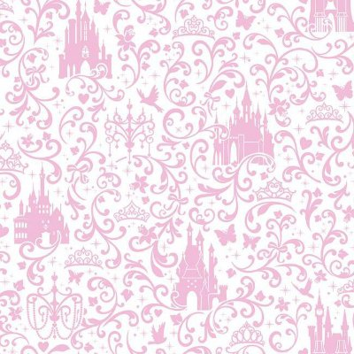 Papel de Parede Princesas Disney York II DS7614
