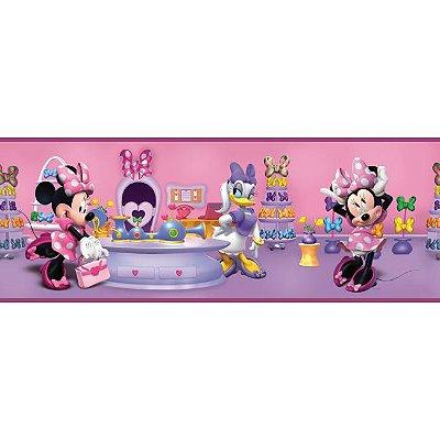 Faixa de Parede Minnie Disney York II DS7711BD