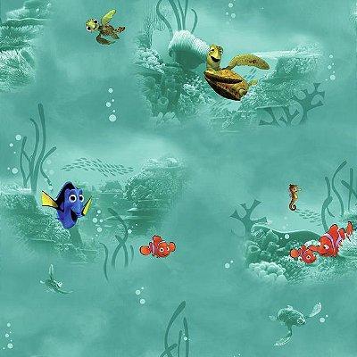 Papel de Parede Procurando Nemo Disney York II DS7903
