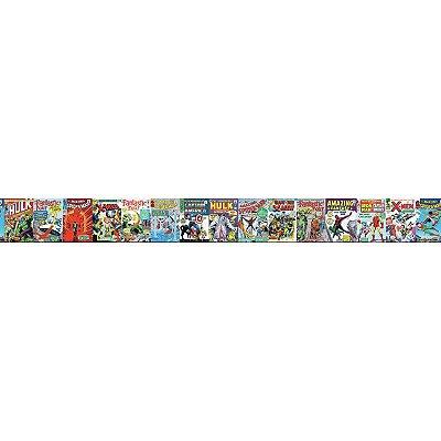 Faixa de Parede Disney York II HQ's Marvel ZB3332BD