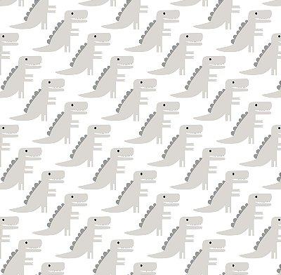 Papel de Parede Dinossauros Bobinex Renascer 6208 Vinílico