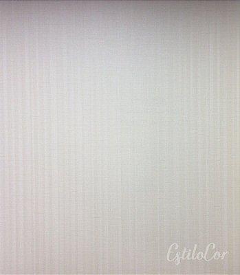 Papel de Parede Listras Finas Tons de Bege Claro com Brilho Kantai Grace Vinílico GR921203