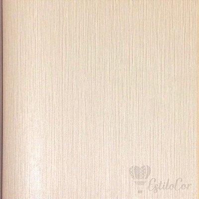 Papel de Parede Imitação Textura Off-White e Marrom com Brilho Kantai Grace Vinílico GR920504