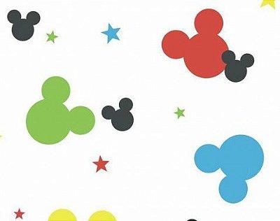 Papel de Parede Mickey Disney York EC-DY0208