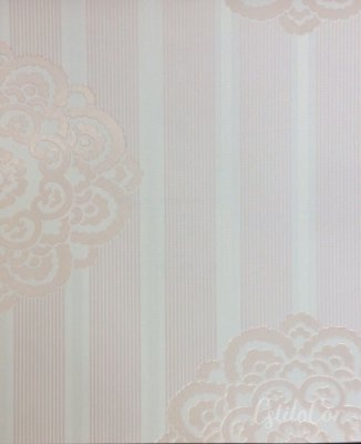 Papel de Parede Colonial com Listras Tons Pastel Vinílico