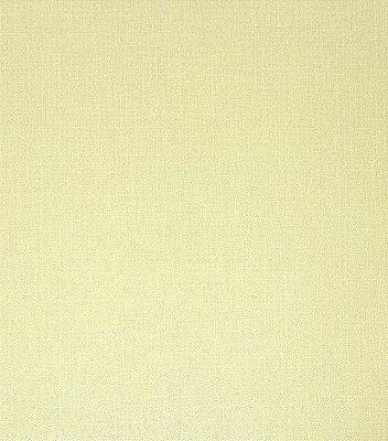 Papel de Parede Liso Amarelo Claro Vinílico