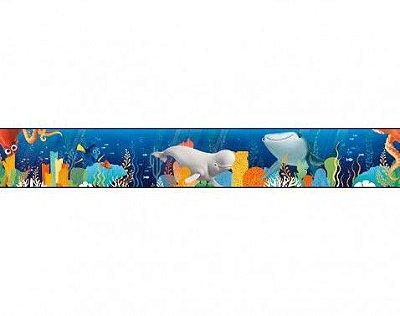 Faixa Procurando Dory e Turma Azul DY0125BD