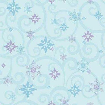 Papel de Parede Frozen Arabesco DY0157