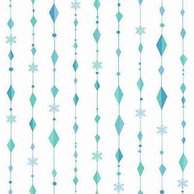Papel de Parede Frozen Tons de Verde DY0149