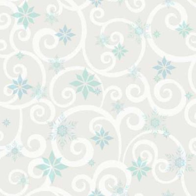 Papel de Parede Frozen Arabesco DY0156