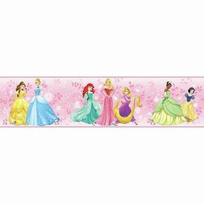 Faixa Princesa Disney DY0334BD