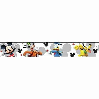Faixa de Parede Mickey Disney York III DS0202BD