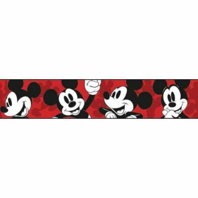 Faixa de Parede Mickey Disney York III DS0215BD