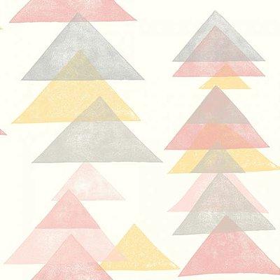 Papel de Parede Dwell Studio Baby Kids DW2341 Triângulo