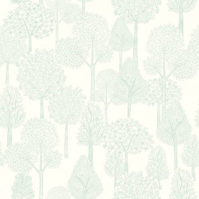 Papel de Parede Dwell Studio Baby Kids DW2404 floresta
