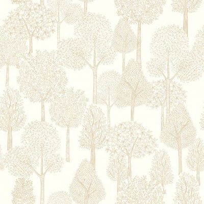 Papel de Parede Dwell Studio Baby Kids DW2405 floresta
