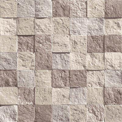 Papel De Parede Vinilico Roll In Stones J86008