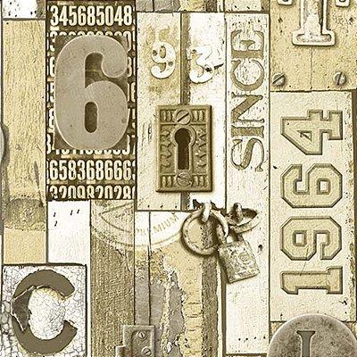 Papel De Parede Vinilico Wall Street JW3916