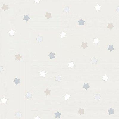Papel de Parede Lullaby Estrelas bege 2254
