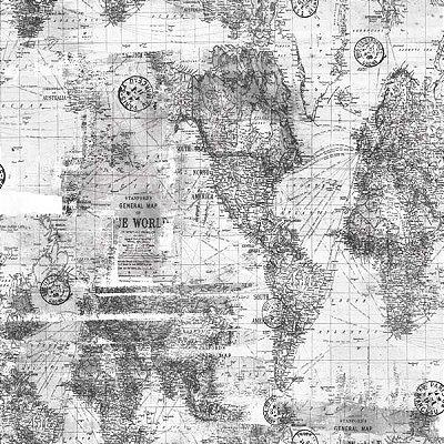 Papel de Parede Mapa Bobinex Brincar 3648