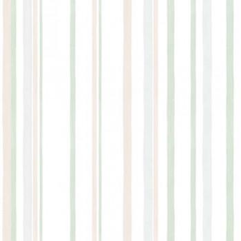 Papel de Parede Listrado Bobinex Brincar 3621
