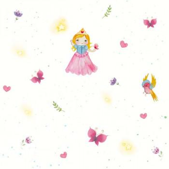 Papel de Parede Princesa Bobinex Brincar 3609