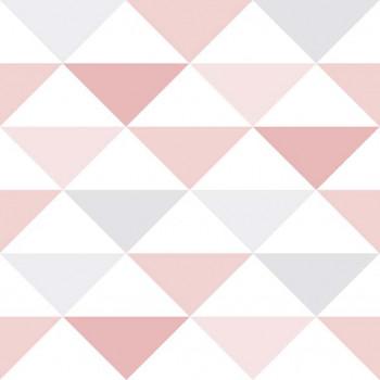 Papel de Parede Geométrico Bobinex Brincar 3602