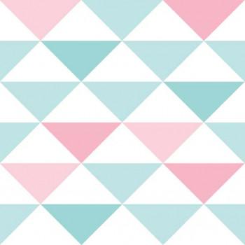 Papel de Parede Geométrico Bobinex Brincar 3600
