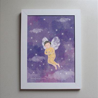 Quadrinho Anjo