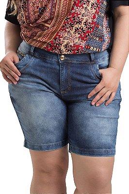 Bermuda Stuhler Jeans Plus Size