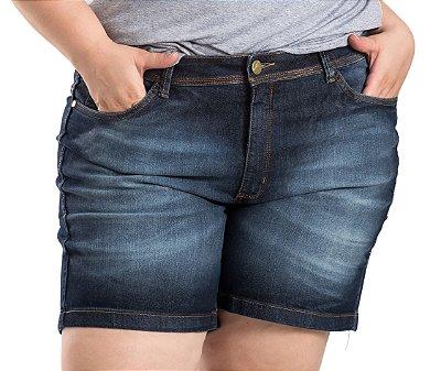Shorts Boyfriend By Unna Plus Size