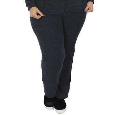 Calça Soft Peluciado Primaior Plus Size