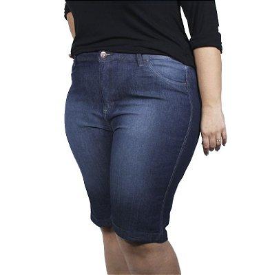 Bermuda Jeans Sigma Plus Size