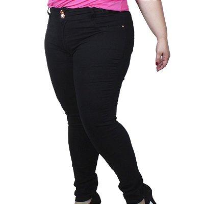 Calça Fem Skinny AJM Plus Size