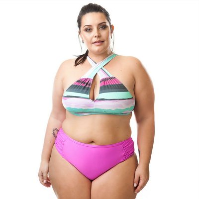 Biquini Sara Waves S´porting Way Plus Size