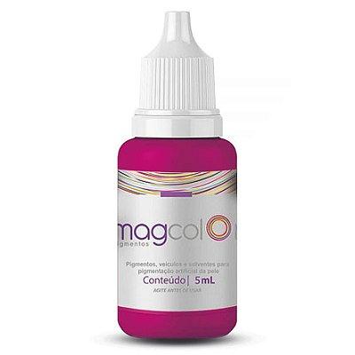 Pigmento Para Micropigmentação Mag Colors 5 Ml Pink