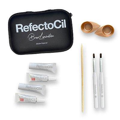 Kit Brow Lamination 24 Aplicações Edição Especial Refectocil
